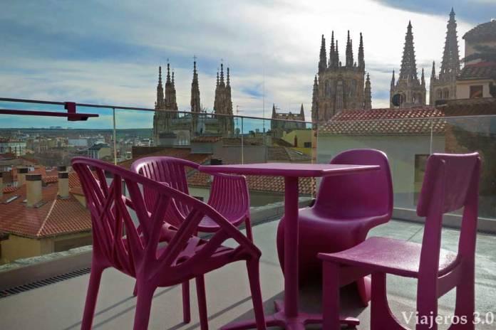 terrza de diseño en el CAB, qué ver y qué hacer en Burgos en un fin de semana