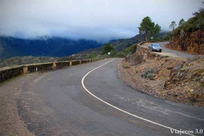 La libertad de viajar en coche, turismo nacional