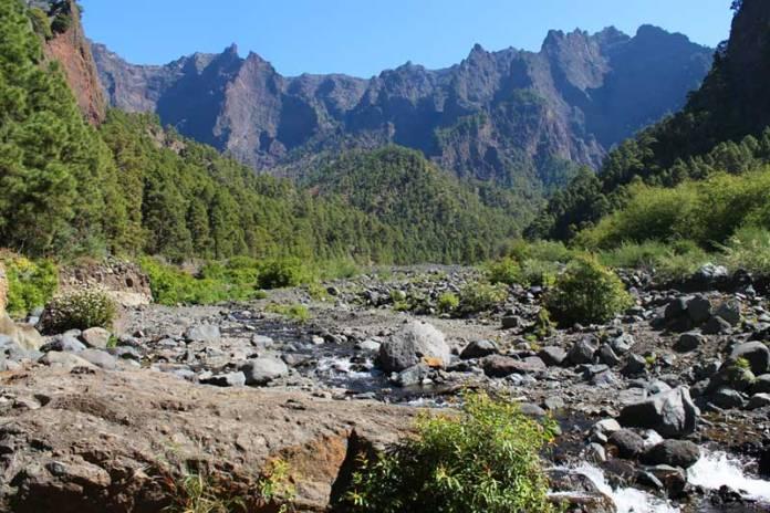 Mundo Turístico en Taburiente, las mejores rutas de senderismo