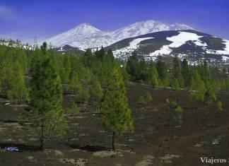 El Teide con nieve, qué ver y qué hacer en Tenerife