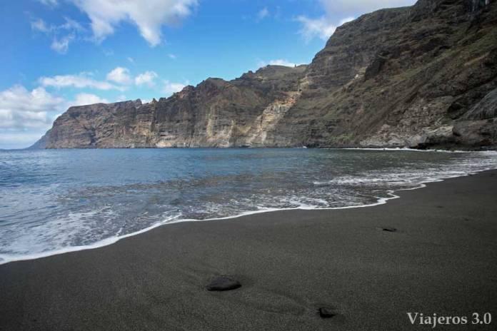 Playas volcánicas en Tenerife, qué ver y qué hacer en Tenerife