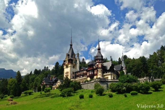 castillo de Peles, que ver en Rumanía