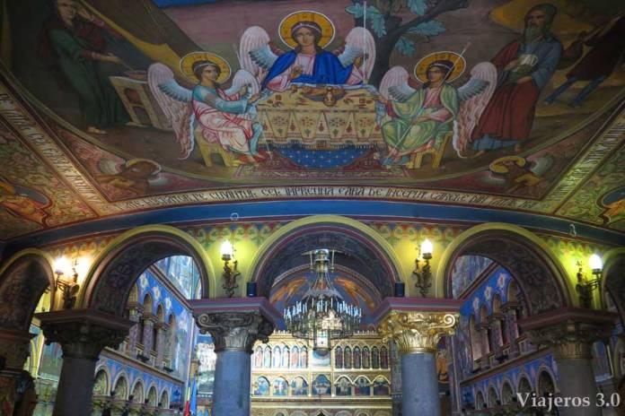 catedral ortodoxa de Sibiu