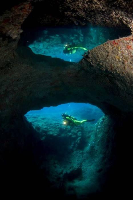 submarinismo y snorkel en Las Canarias, los mejores lugares