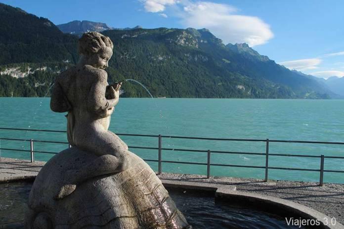 qué ver en Suiza en una semana, Brienz