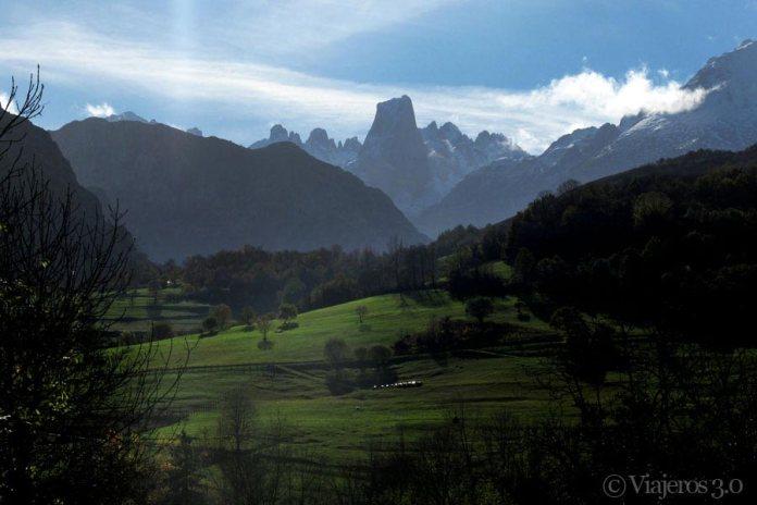 mirador Naranjo de Bulnes, imprescindibles de Picos de Europa