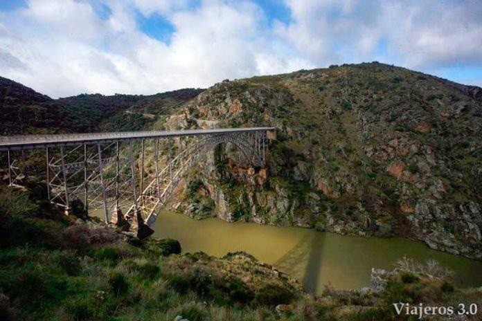 Puente de Requejo, qué ver en los Arribes del Duero