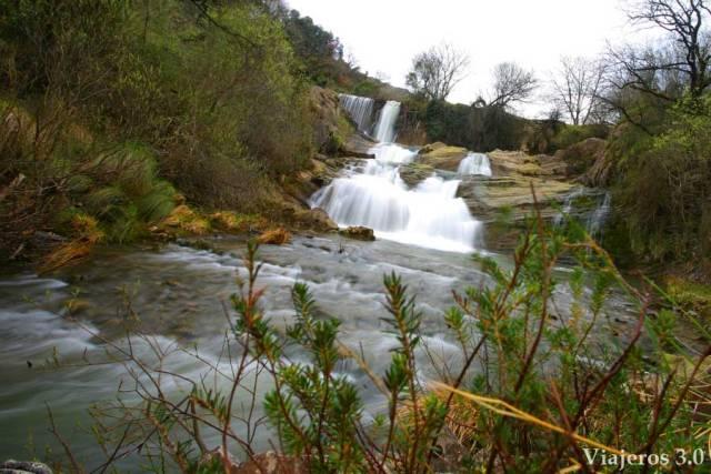 cascadas, Salto del Nervión