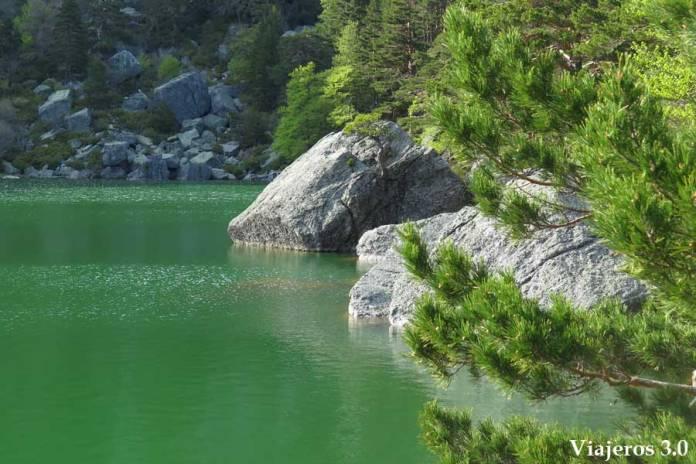 La Laguna Negra, cerca de Covaleda