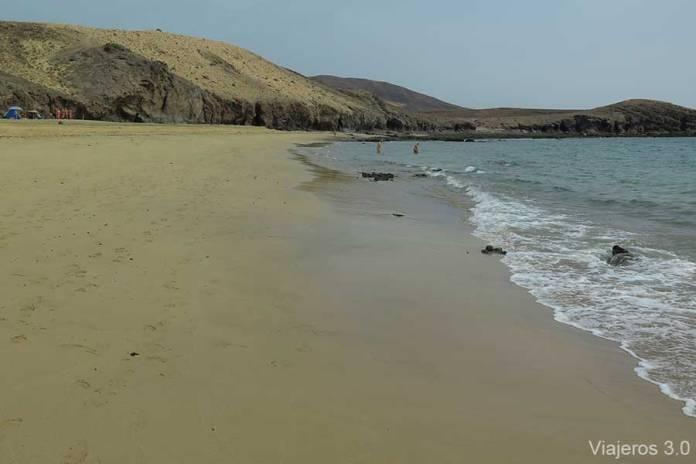 Caleta de Congrio, las mejores playas de Lanzarote