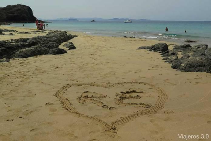 playa de la Cera, las mejores playas de Lanzarote