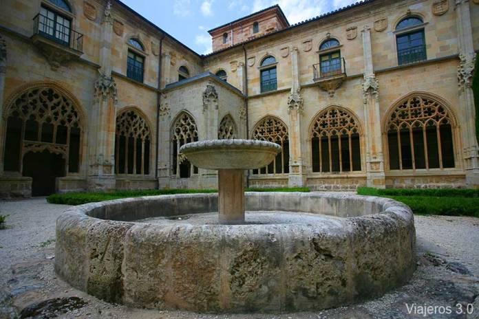 Monasterio de Oña, pueblos con encanto del norte de Burgos