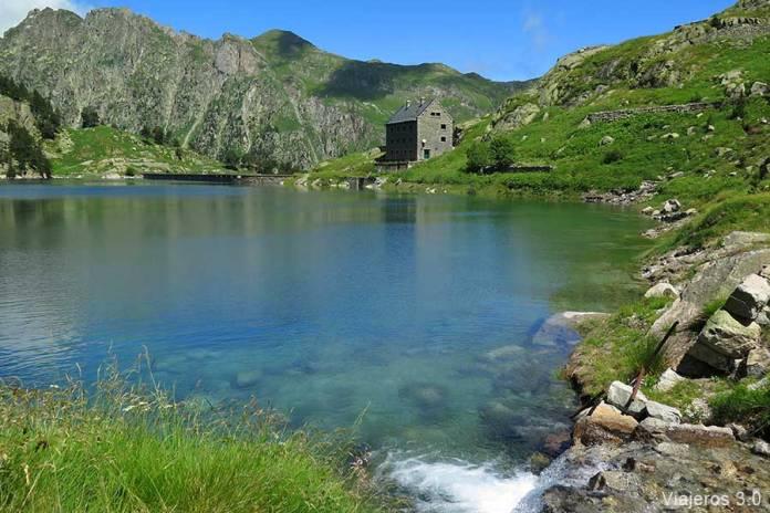 Estany de la Restanca, una semana en el Pirineo catalán