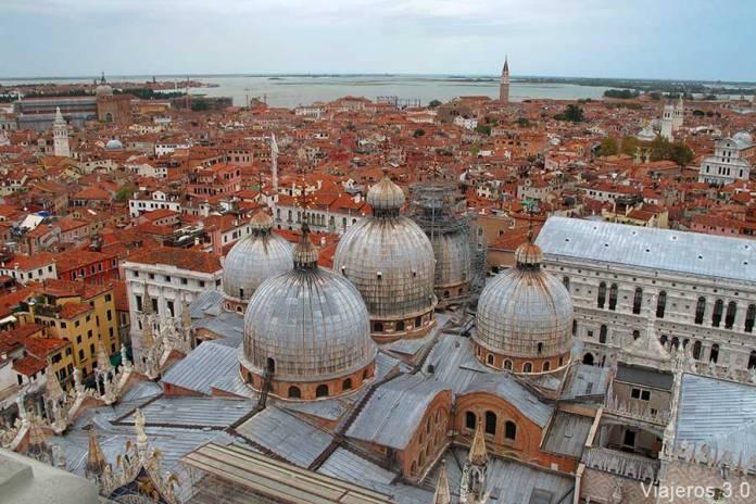 Campanile, qué ver en Venecia