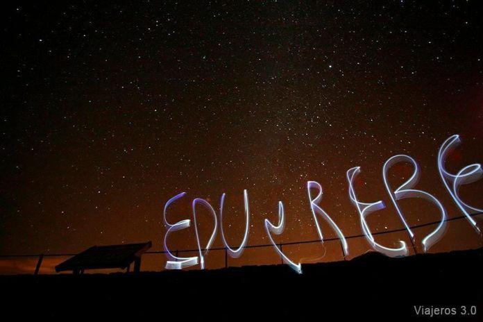 que ver en el Teide, observación astronómica