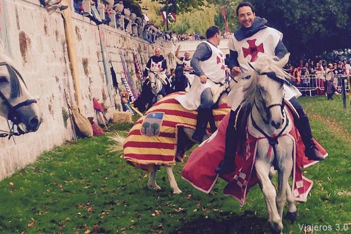Torneo medieval en el Fin de Semana Cidiano