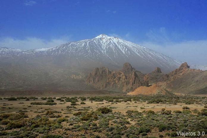 qué ver en el Teide, los mejores miradores