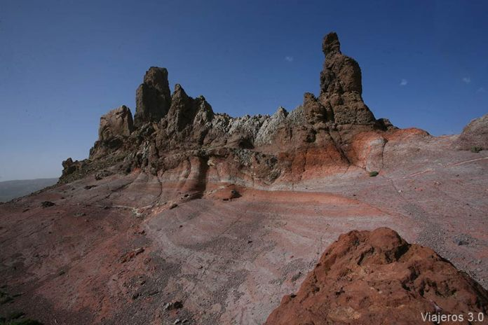 qué ver en el Teide, miradores