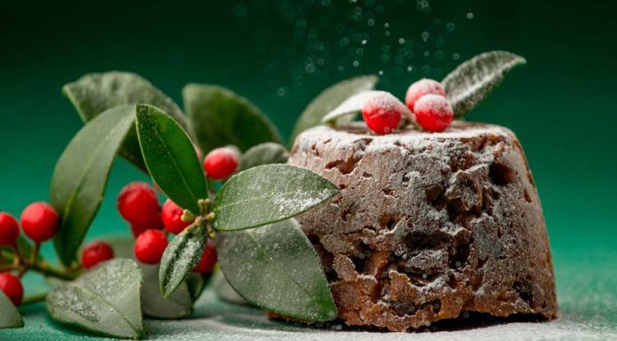 platos navideños del mundo, christmas pudding