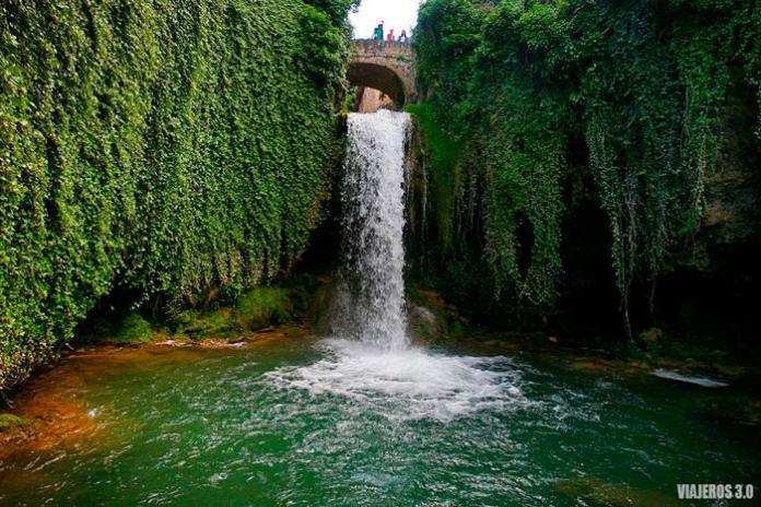 cascadas de Burgos, Tobera