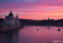 Río Danubio, qué ver en Budapest