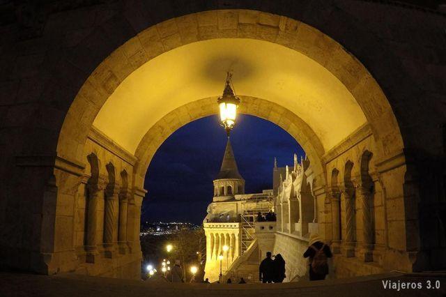 Bastión de los Pescadores, qué ver en Budapest
