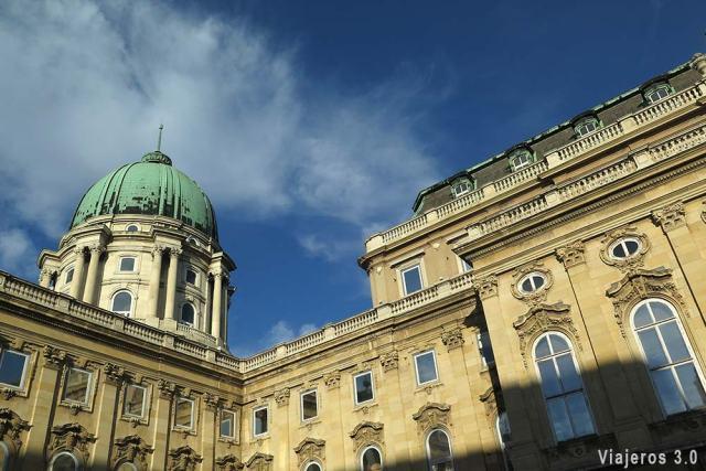 Castillo de Buda, qué ver en Budapest