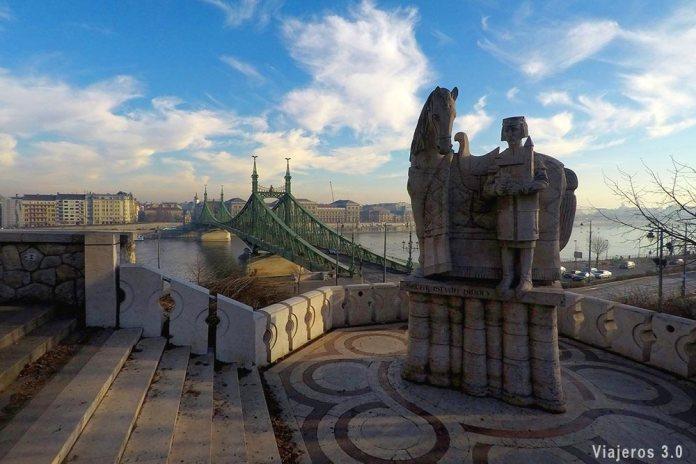 miradores, qué ver en Budapest en 3 o 4 días