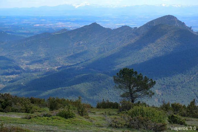 panorámica Valle de Caderechas