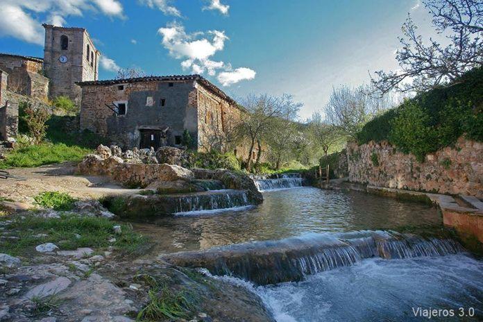 Padrones de Bureba, ruta por el Valle de Caderechas