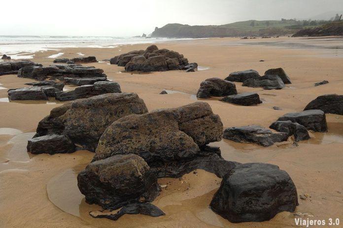 Playa de la Espasa, las mejores playas y pueblos de Asturias
