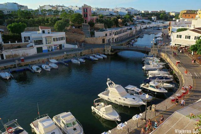 Ciutadella, que hacer y que ver en Menorca