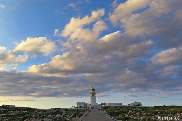 Faros de Menorca, que hacer y que ver en Menorca