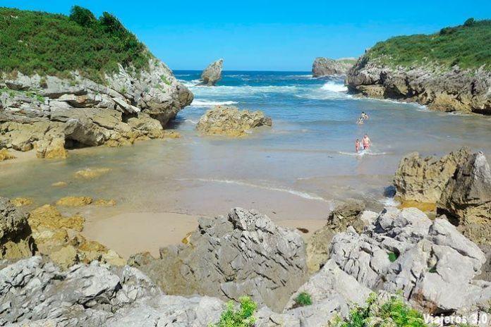 Playa de Buelna, las mejores playas y pueblos de Asturias