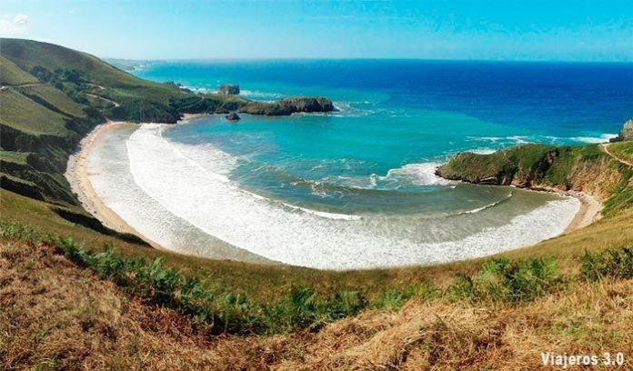 Playa de Torimbia, las mejores playas y pueblos de Asturias