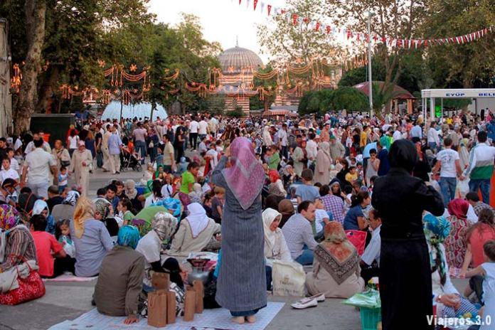 Ramadan, qué ver en Estambul