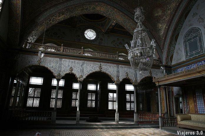 Palacio de Topkapi, que ver en Estambul