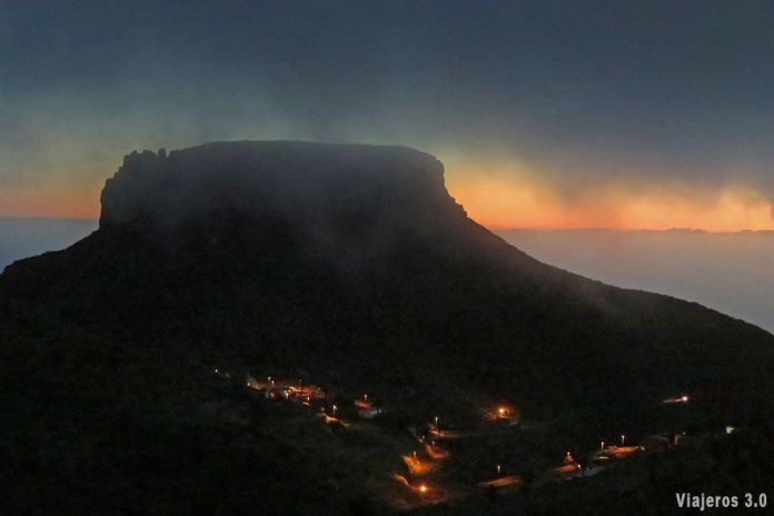 La Fortaleza, los mejores miradores de La Gomera