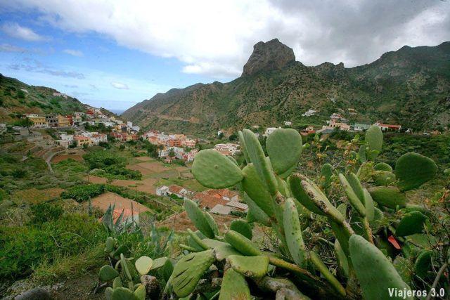 mirador del Almendrillo, los mejores miradores de La Gomera