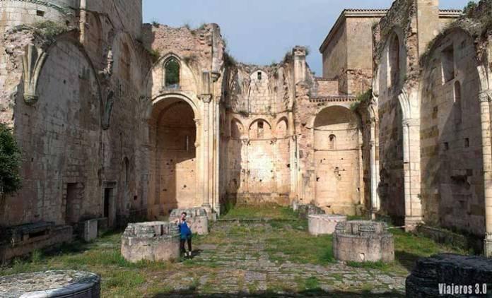 Monasterio de San Pedro de Arlanza, que ver en la Comarca de Burgos