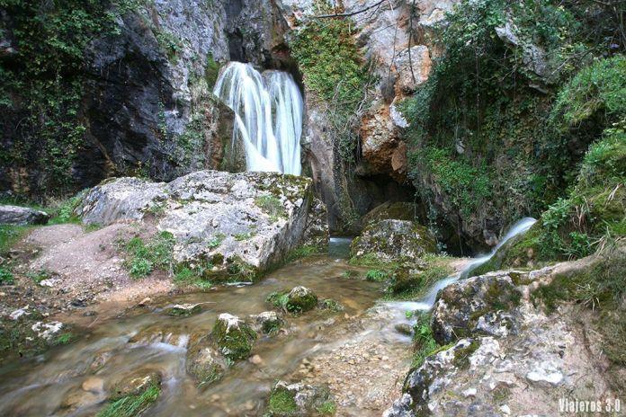 Cascada del Churrión, que ver en la Comarca del Arlanza en Burgos
