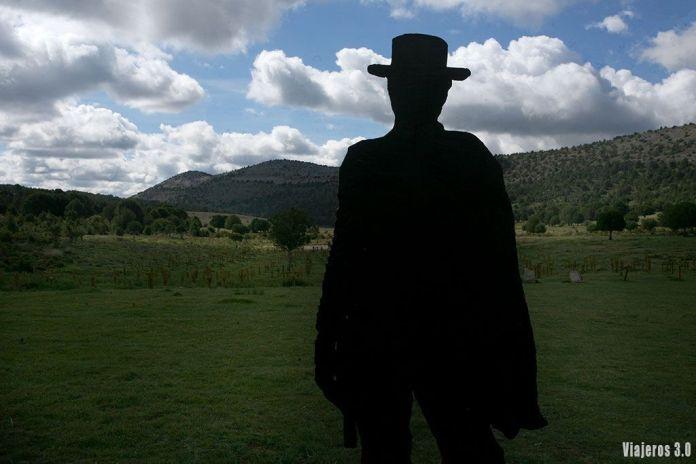 Cementerio de Sad Hill, lo mejor de la Comarca del Arlanza