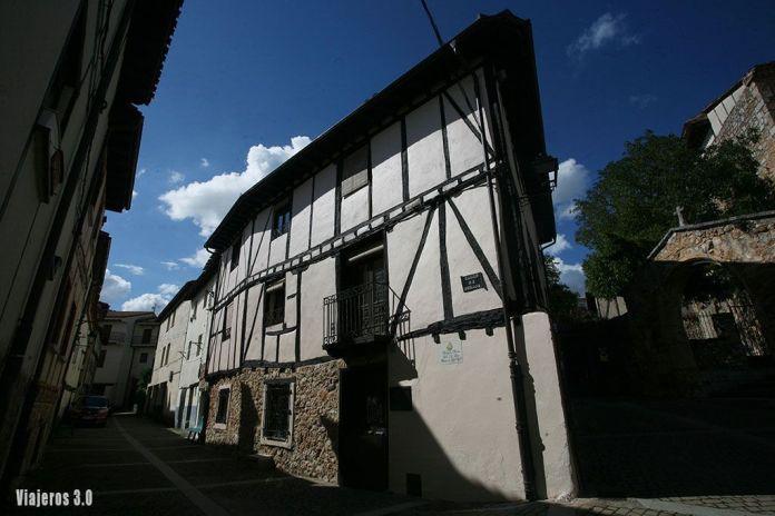 arquitectura popular en Covarrubias