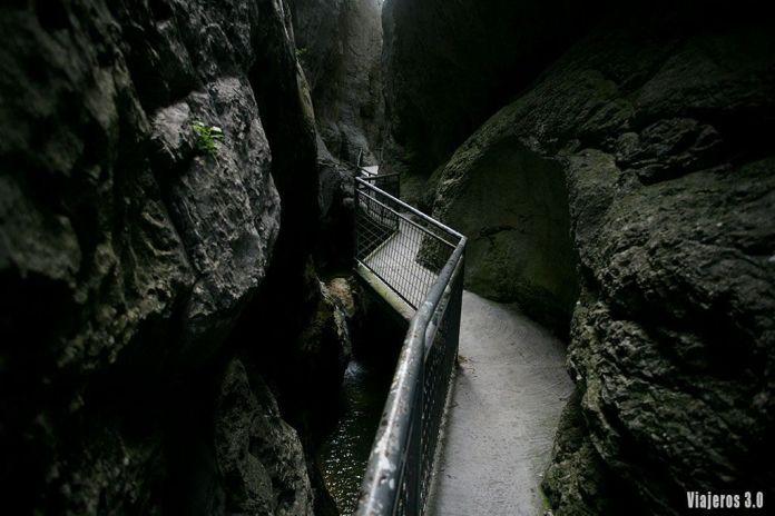 Desfiladero de la Yecla, qué ver en la Comarca del Arlanza