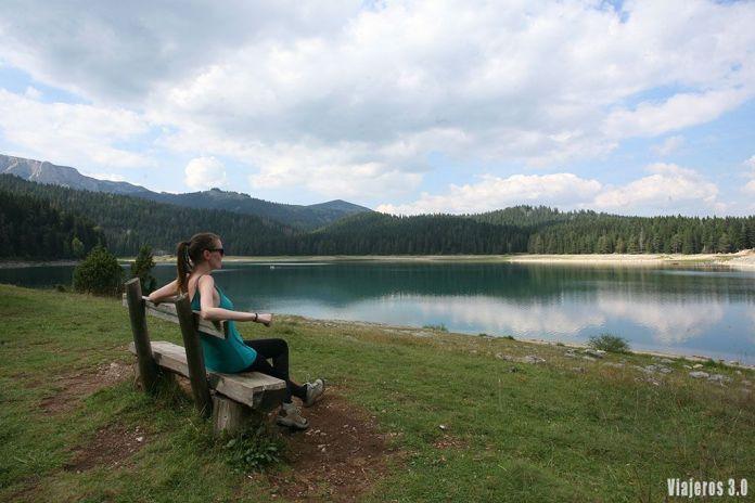 Crno Jezero en Dumitor, guía de Montenegro