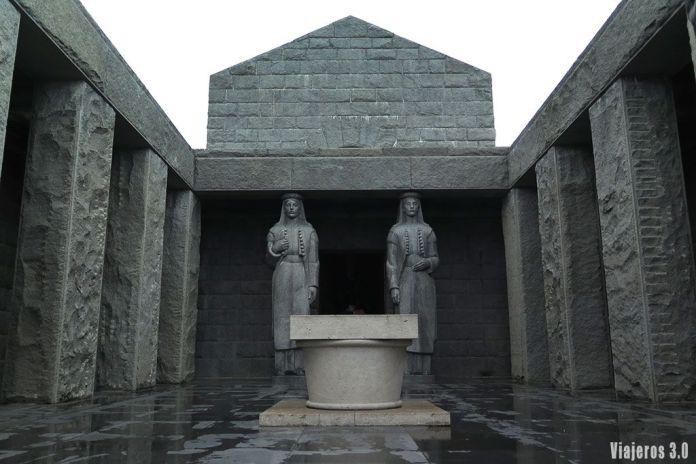 mausoleo de Lovcen, guía de Montenegro