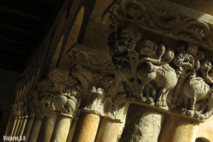 Una de las grandes joyas burgalesas, el románico de Santo Domingo de Silos