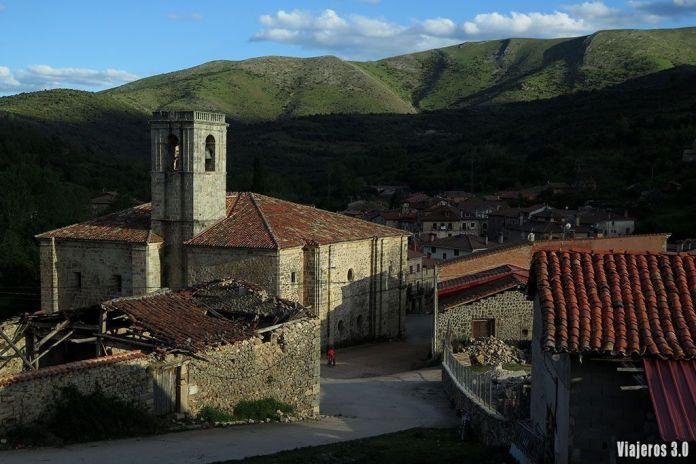 Canales de la Sierra, ruta por las 7 Villas en La Rioja