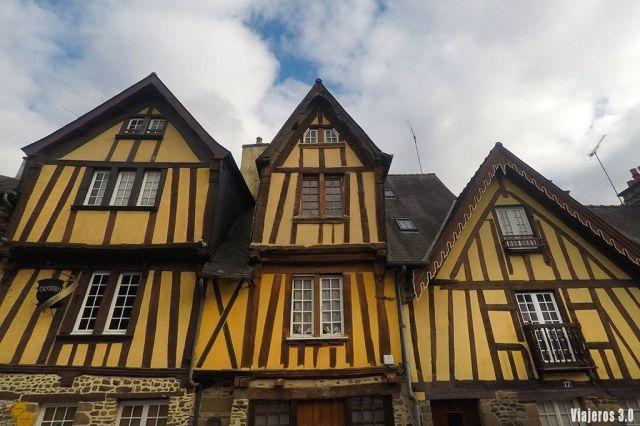 Fougeres, ruta por la Bretaña francesa en 4 días