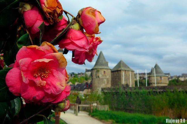 castillo de Fougeres, ruta por la Bretaña francesa